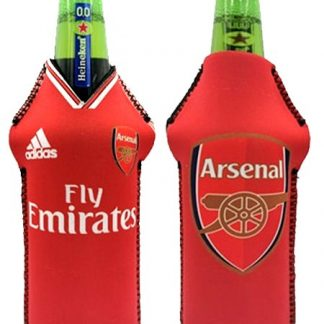 Drink-buddy-olkylare-burk-kylare-Arsenal-bak-back-front-fram-fotball-PremierLeague-Premier-League-Dryckkylare-Can-Bottle-Drinkcooler