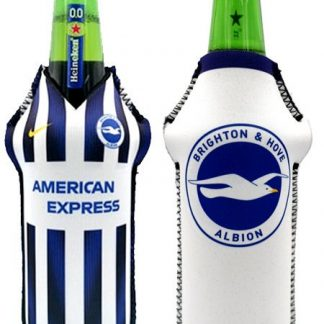 Drink-buddy-olkylare-burk-kylare-Brighton-Back-bak-Front-Fram-fotball-PremierLeague-Premier-League-Dryckkylare-Can-Bottle-Drinkcooler