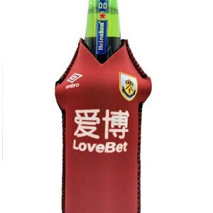 Drink-buddy-olkylare-burk-kylare-Burnley-Fram-Front-fotball-PremierLeague-Premier-League-Dryckkylare-Can-Bottle-Drinkcooler