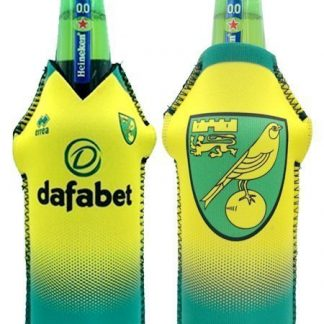 Drink-buddy-olkylare-burk-kylare-Norwich-Back-bak-Front-Fram-fotball-PremierLeague-Premier-League-Dryckkylare-Can-Bottle-Drinkcooler