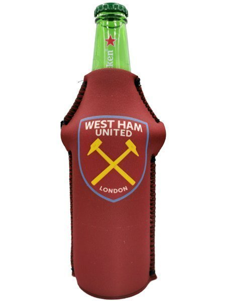 Drink-buddy-olkylare-burk-kylare-Westham-West-Ham-Westhamunited-WesthamUTD-United-UTD-Back-bak-fotball-PremierLeague-Premier-League-Dryckkylare-Can-Bottle-Drinkcooler