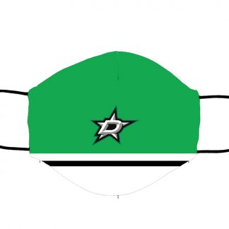 Dallas-Stars-DallasStars-Facemask-Face-Mask-Munskydd-Mun-Skydd-Hockey-02