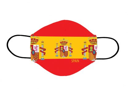 Spain-Spanien-Espania-Espanyol-Facemask-Face-Mask-Munskydd-Mun-Skydd-Hockey-Fotboll-Football-03