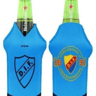 33cl-50cl-DjurgårdenFC-Beercooler-Cooler-Beer-Flaskkylare-Flaska-Kylare-Bottlecooler-Bottle-33cl-Djurgarden-IF-1