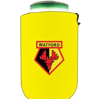 Watford-Burkkylare-Burk-Kylare-Bottle-Cooler-BottleCooler-FlaskKylare-CanCooler-fotball-PremierLeague-Premier-League-Dryckkylare-Can-Bottle-Drinkcooler-Amazada-1